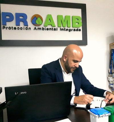 Alberto Jimenez Madrid: PROAMB Protección del Medio Ambiente