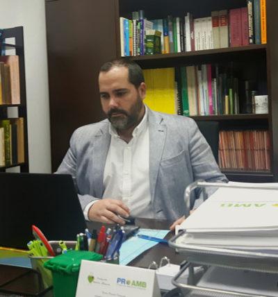 Pedro Jiménez Fernández: PROAMB Consultoría Ambiental en Málaga