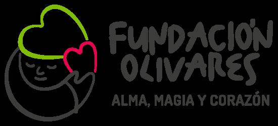 Logotipo Fundación Olivares - Alma, Magia y corazón